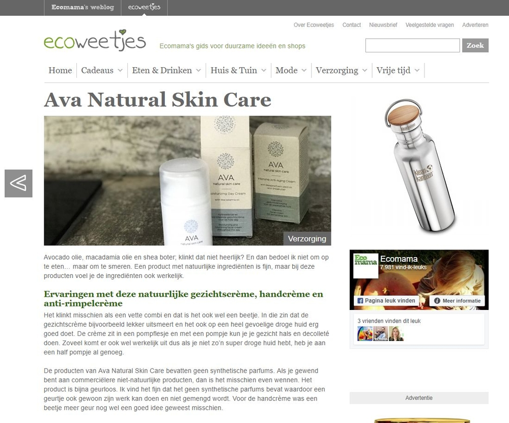 https://www.ecoweetjes.nl/verzorging/ava-natural-skin-care/