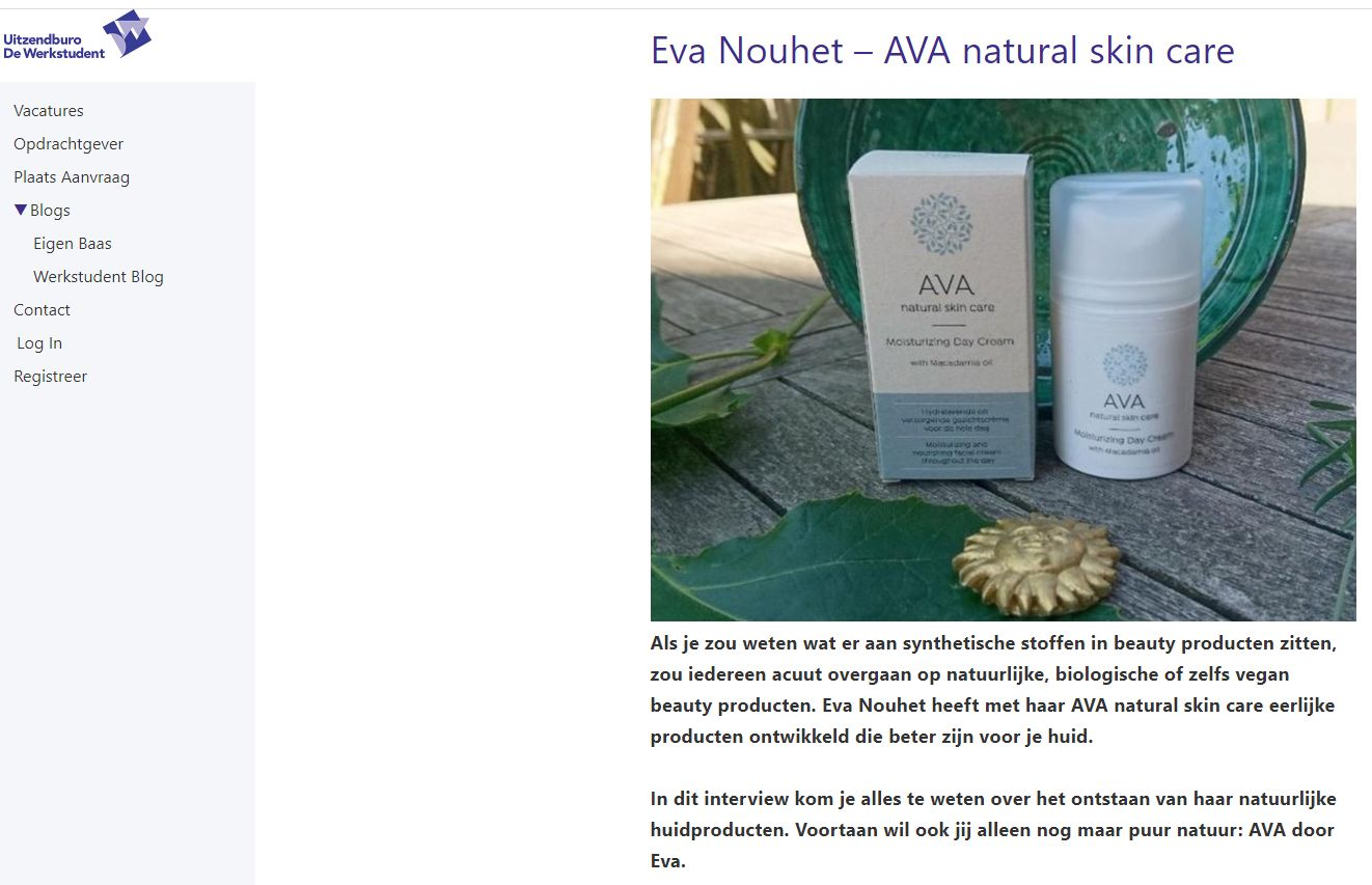 https://www.werkstudent.nl/eva-nouhet-ava-natural-skin-care/