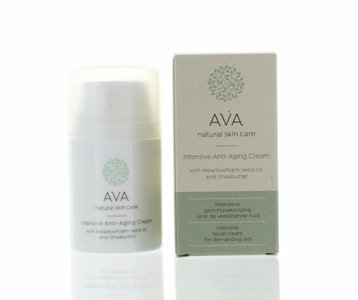 AVA natural skin care intensive anti-aging crème