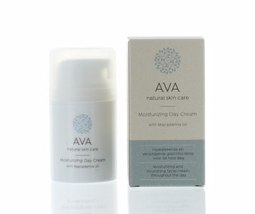 AVA natural skin care day cream